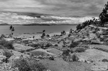 Llechon, Peninsula, Lake Titicaca, Peru