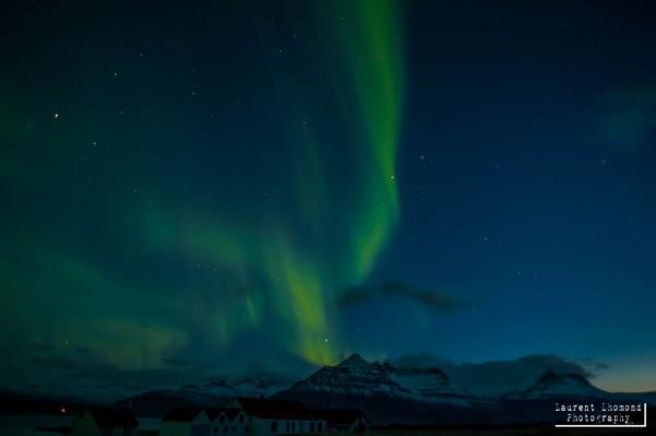 East Coast Iceland, April 2012