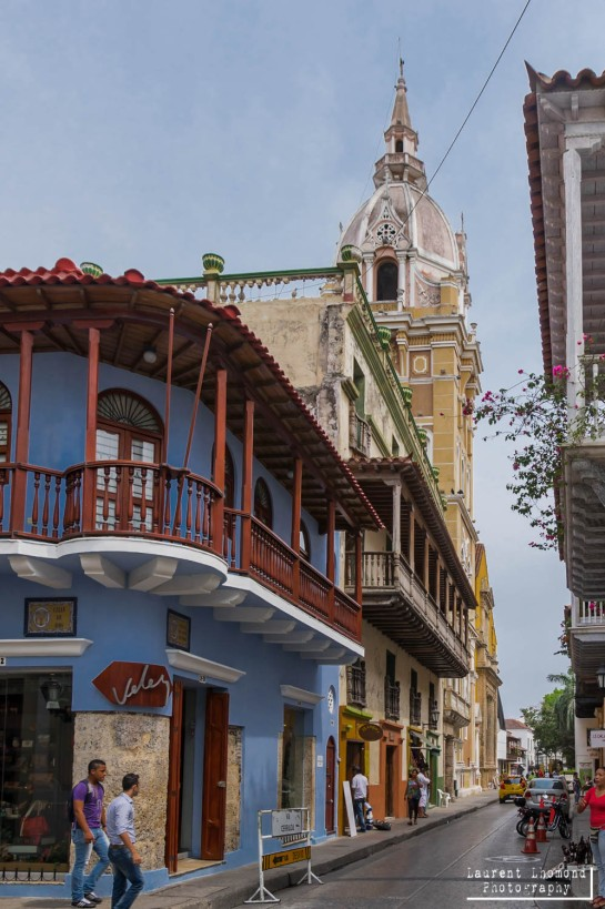 Cartagena, Colombia, May 2014