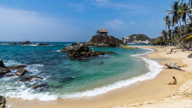 Parque Nacional Tayrona, Colombia, May 2014