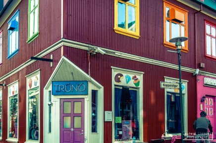 Reykjavik, Iceland, Sep 2011