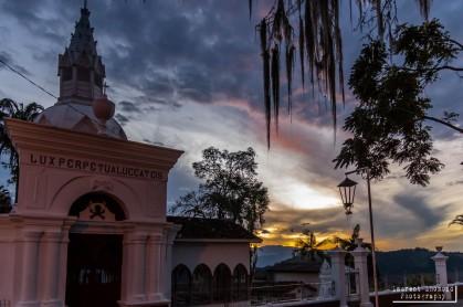 Salamina, Colombia, july 2014