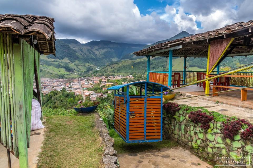 Jardin, Colombia, Jan 2015