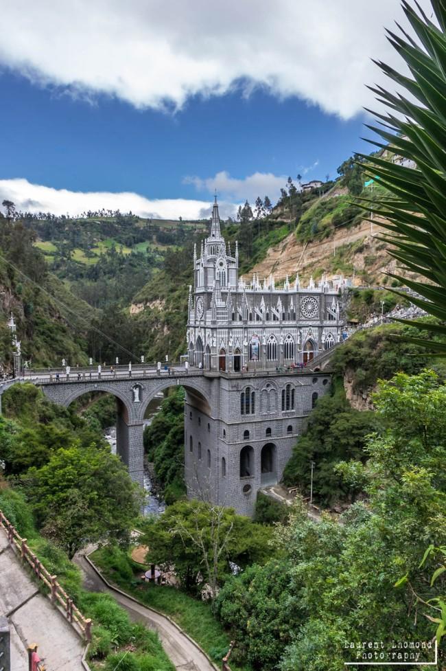 Santuario de Las Lajas, Colombia, Apr 2015